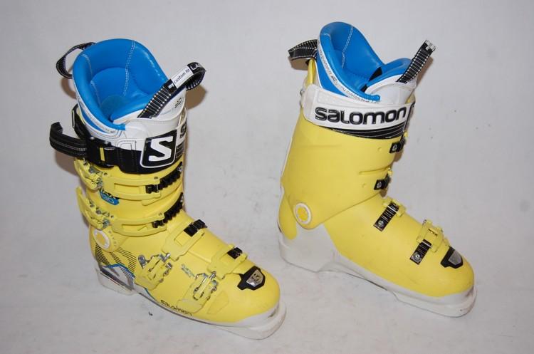 Lyžařské boty sjezdové Salomon X-max 130 16 17 EU 41 (26 4242671af5